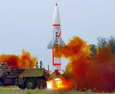 اخفاق الاطلاق التجريبي لصاروخ باليستي هندي