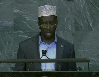 الرئيس الصومالي: التوتر في الصومال يهدد الأمن العالمي