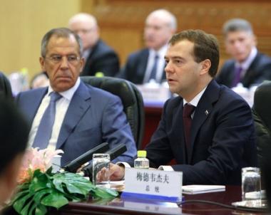 لافروف: روسيا والصين ستوقعان قريبا على اتفاقيات جديدة في المجال العسكري-التقني