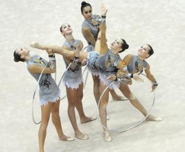 موسكو سيدة العالم في الجمباز الفني