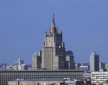 الخارجية الروسية: موسكو ستواصل جهودها من اجل التقدم نحو التسوية الكاملة والشاملة في الشرق الاوسط