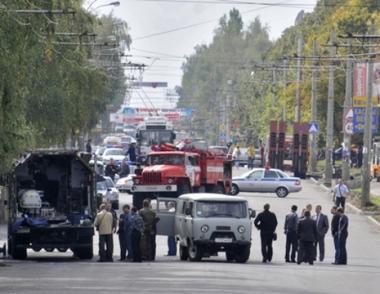 اجهزة الامن الروسية تفكك عبوتين ناسفتين في مدينة ستافروبول