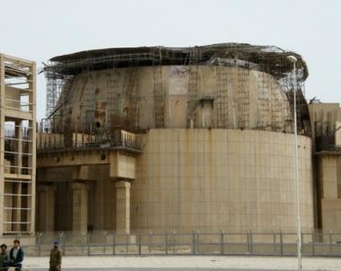 إيران تعلن تأجيل وضع محطة بوشهر النووية للكهرباء في الخدمة بسبب الاحوال الجوية