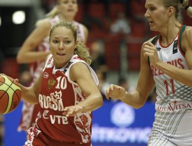 روسيا تخرج من دائرة المنافسة على ميداليات بطولة العالم لكرة السلة