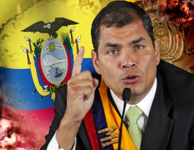 رئيس الاكوادور: المتظاهرون ارادوا  قتلي واشعال الحرب الاهلية في البلاد