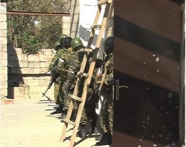 اجهزة الامن الروسية تقتل 5 مسلحين من بينهم امرأتان في داغستان