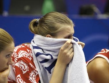 روسيا تتعرض للخسارة الثانية في بطولة العالم لكرة السلة