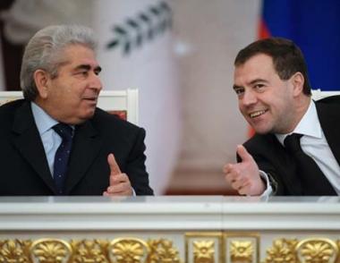 الرئيس القبرصي: روسيا حليفنا الأساسي في إيجاد حل عادل لقضية قبرص