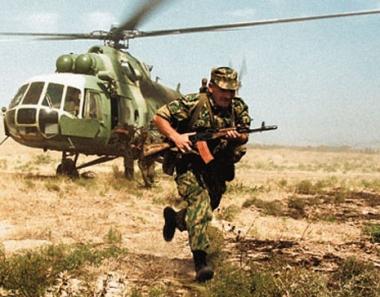 مقتل 6 جنود في انفجار عبوة ناسفة شرقي طاجيكستان
