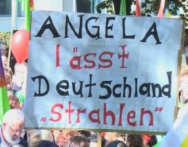 احتجاجات في ألمانيا على تمديد استخدام محطات نووية