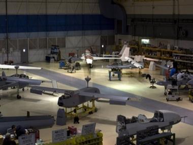 تعاون روسي اسرائيلي في تجميع طائرات بدون طيار