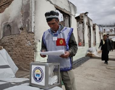 موسكو تنتظر من البرلمان القرغيزي الجديد اعادة الاستقرار للبلاد