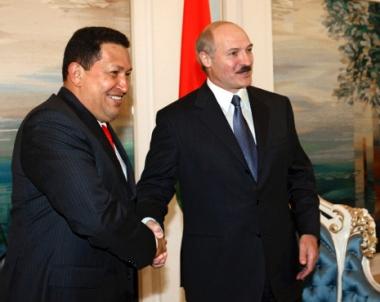 فنزويلا ستزود بيلاروس بـ30 مليون طن من النفط خلال الفترة ما بين عامي 2011 و2013