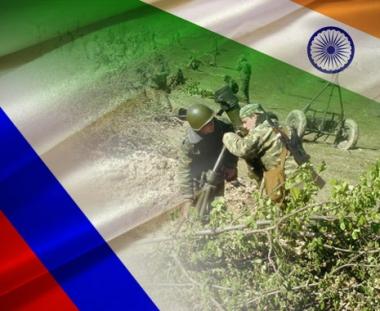 القوات الروسية والهندية تتبادلان الخبرات في مكافحة الارهاب بالمناطق الجبلية