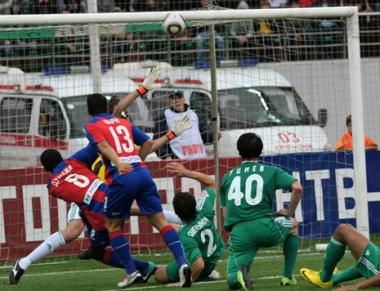 فوز الكبار في المرحلة الـ 24 من الدوري الروسي الممتاز لكرة القدم