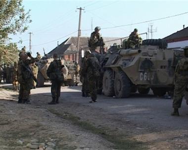 القضاء على مسلحيْن في داغستان
