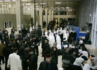 اكثر من 20 الف مسلم من روسيا سيؤدون فريضة الحج هذه السنة