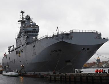 وزارة الدفاع الروسية تطرح مناقصة بناء سفن الانزال المتعددة المهام