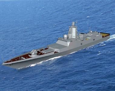 السلاح البحري الروسي سيتسلم 10 فرقاطات خلال السنوات العشر المقبلة