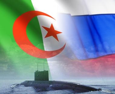 السلاح البحري الجزائري يتسلم غواصتين من روسيا