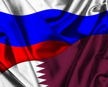 أمير دولة قطر الى روسيا في زيارة رسمية