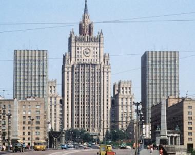الخارجية الروسية تستنكر بحزم مهاجمة الارهابيين كنيسة للسريان الكاثوليك في بغداد