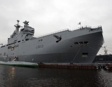 تأسيس كونسورسيوم روسي فرنسي لبناء السفن