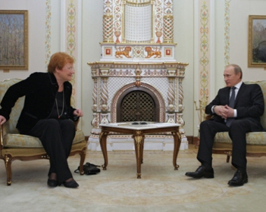 بوتين: ليست هناك مشكلات لم تستطع روسيا وفنلندا حلها خلال العام الماضي