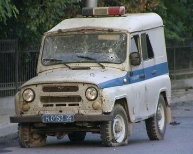 القضاء على مسلحين هاجموا مفارز شرطة في داغستان