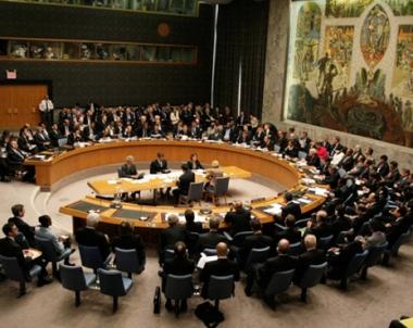 روسيا تؤيد الحفاظ على التشكيلة الحالية لمجلس الامن الدولي