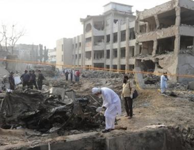 روسيا تدين العمل الارهابي في باكستان وتدعو الى تشديد مكافحة الارهاب