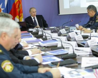 الحكومة الروسية تنوي تقديم مليار و360 مليون دولار لتطوير وزارة الطوارئ