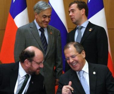روسيا وتشيلي توقعان اتفاقية الشراكة في مجال الاقتصاد