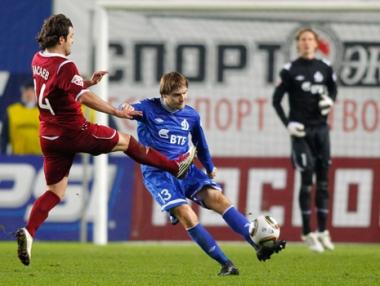 روبين يفشل في الدفاع عن لقبه بطلاً للدوري الروسي الممتاز لكرة القدم