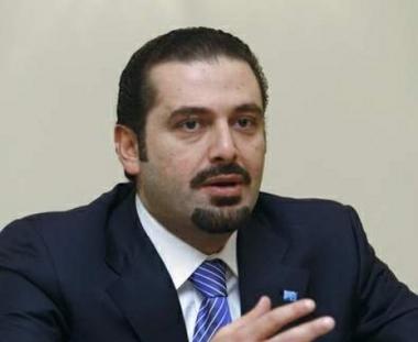 الحريري يدعو الكنيسة الروسية للمساعدة في حل النزاع الفلسطيني الإسرائيلي