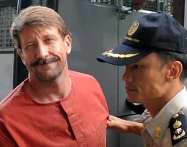 تايلاند تسلم رجل الأعمال الروسي فيكتور بوت الى الولايات المتحدة