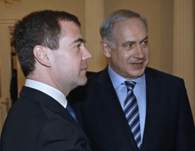 الخارجية الاسرائيلية: الرئيس الروسي يزور اسرائيل في 17 يناير القادم