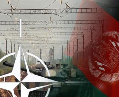 الناتو يعول على توقيع اتفاقية جديدة مع روسيا لنقل الشحنات الى افغانستان