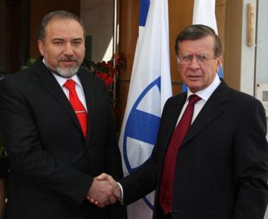 مسؤول روسي: التبادل التجاري بين روسيا واسرائيل قد يتضاعف خلال العامين القادمين