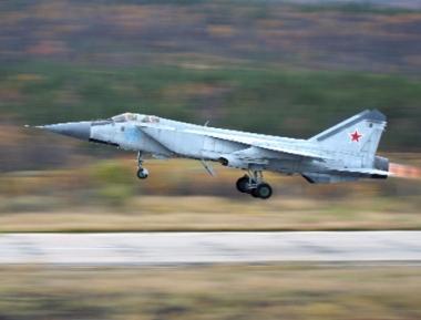 سقوط طائرة روسية مقاتلة ونجاة طاقمها