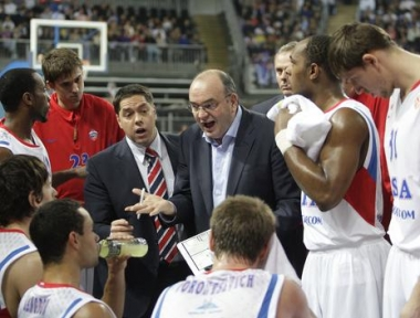 تسيسكا موسكو يخسر من جديد في الدوري الأوروبي لكرة السلة