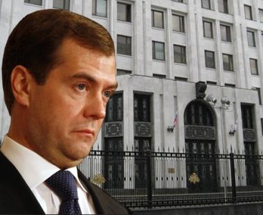 مدفيديف يعفي عددا من كبار الضباط من مناصبهم  في وزارة الدفاع