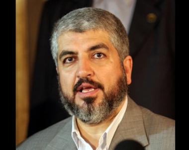 مشعل يشيد برفض عباس لاستمرار الاستيطان ويدعو لمشاركة حماس في السلطة الفلسطينية من خلال منظمة التحرير