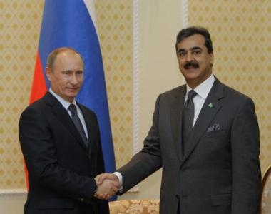 بوتين: روسيا حليف لباكستان في مكافحة الارهاب