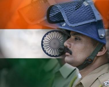 تجربة صاروخ قادر على حمل حشوة نووية في الهند