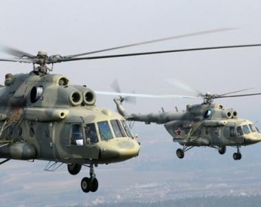 موسكو تنفي تأكيد بعض وسائل الاعلام وجود تباطؤ في توريد مروحيات روسية الى العراق
