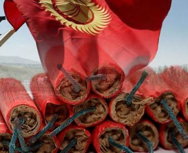احتجاز 9 اشخاص مشتبهين بتدبيرعمليات ارهابية في قرغيزستان