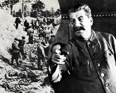 مجلس الدوما الروسي: ستالين  مذنب مباشر في وقوع مأساة كاتين