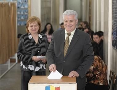 النتائج الأولية للانتخابات التشريعية في مولدافيا تظهر فوز الحزب الشيوعي