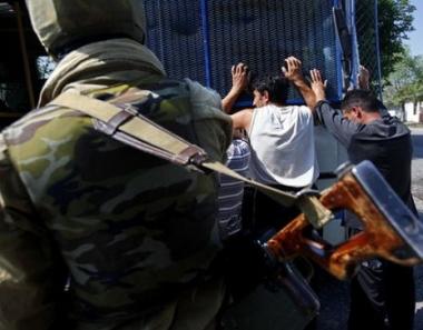 القبض على مجموعة ارهابية في قرغيزيا كانت تستعد لتنفيذ عمليات ارهابية في بشكيك واوش